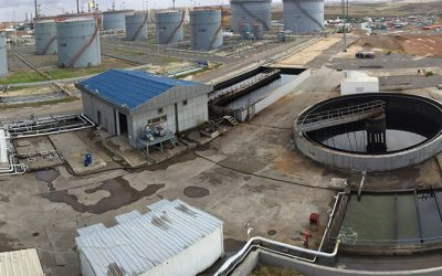 Revamping Of Waste Water Treatment Plant in the Refinery