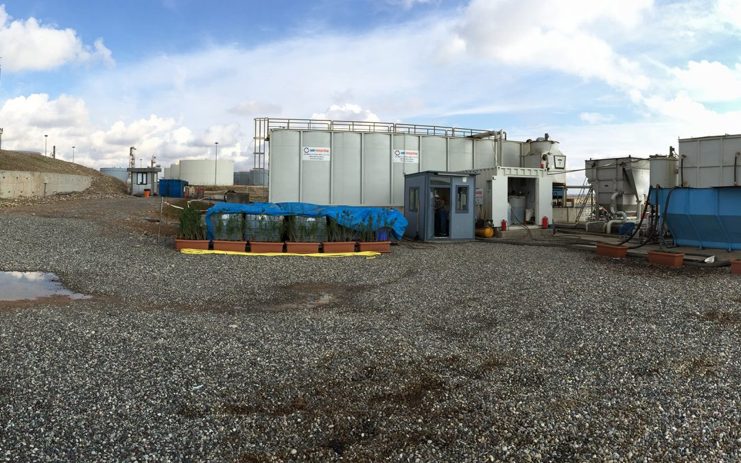Refinery, IRAQ – Mobile Waste Water Treatment Plant